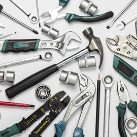 Įrankiai ir priedai